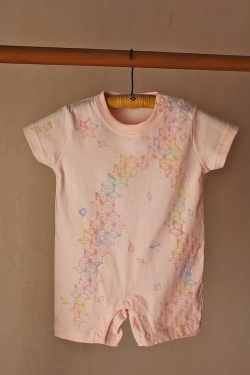 名入りベビーTシャツ