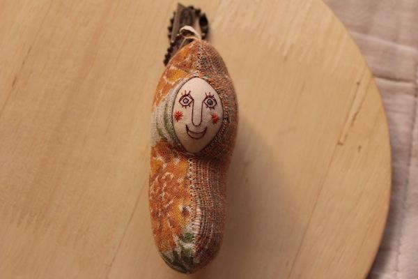 豆ずきん マリーゴールド